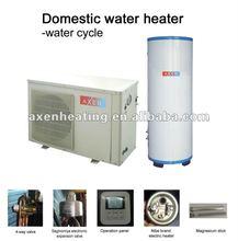 water source heat pump split