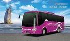 luxury bus price GDW6103H price of new bus