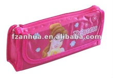 plastic pencil case with zipper