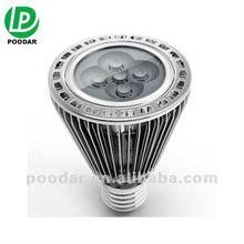 2012 aluminium case for led square spot lights inside