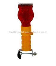 Solar Emergency Vehicle Warning Light With Bracket