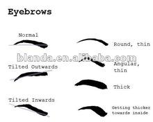 Various Of Fake Eyebrows