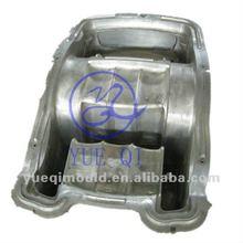 aluminium rotational mould making