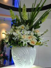 artificial real touch flower wedding flower handmade flower