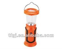 dynamo crank rechargeable 9 led lantern