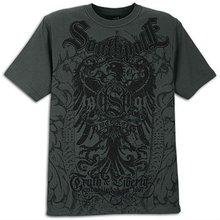 Full printing men's discount best cotton t shirt