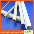 refratários industriais de isolamento elétrico de cerâmica de alumina tubos