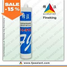 Hige grade waterproof universal Acrylic Sealant/Adhesive