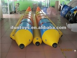 Double tubes Banana boat