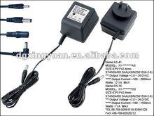 LED transformer with SAA C-Tick cert