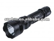SAIK SA-25 7W Q3 Super Bright LED Torch