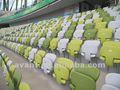Cadeira pública, uv - proteção tip-up academia de futebol assento para media center, teatro, arena, auditório, hall, exposição, igreja