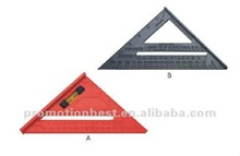 Plastic Rafter Square With Level