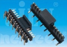 1.27mm pin headere 0.4SQ audio connector with single row