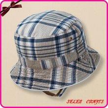 Sun Protection 100% Cotton Fashion Bucket Hat