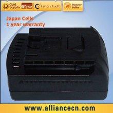 Power Tool Battery Replacement for Bosch BAT614G