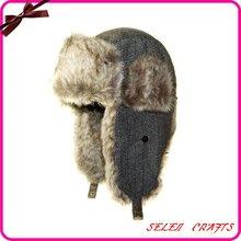 2012 fashion Prescott bomber trapper hat