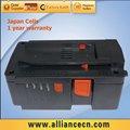 Substituição de furadeiras sem fio baterias para metabo 6.25489/6.25489.00/625489000