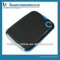 Wt-g03 5000 mah paquete de energía para el teléfono móvil, ipad digitable y de la cámara