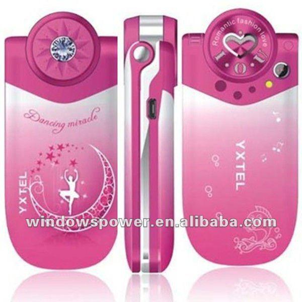 W5858-FM --YXTEL Flip mobile phone