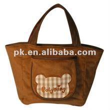 2012 fashion corduroy handbag
