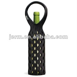 Neoprene One Bottle Tote Bag