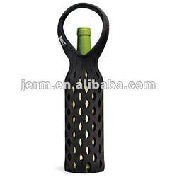 Neoprene One Bottle Tote Bag