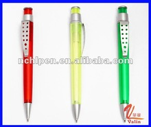 VAA-215 light color plastic pen for promotion