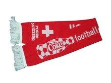 football team fans scarves