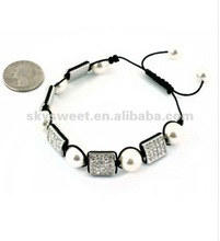 Square Crystal Bracelet,Basketball Wives Bracelets(SWTBR600)