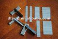 série f 18 ga galvanizado decorativa brad pregos para nailer ar