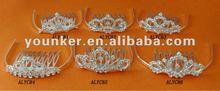 2012 nobby princess rhinestone crown,princess crowns,pageant crown princess