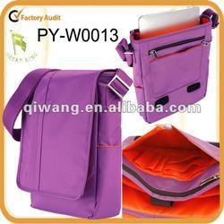 Multi-Pocket messenger bag for apple iPad 2 / iPad 3 / new iPad