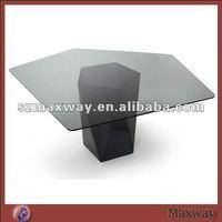 Irregular Distinctive Acrylic End Table