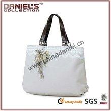 PU lady fashion factory handbags 2012
