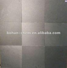 black flooring slate