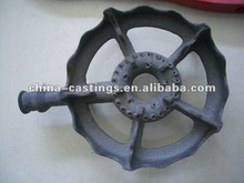 sand casting Fire parts