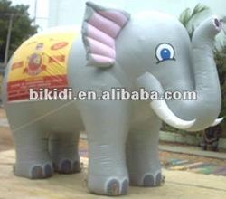 2012 new designs Inflatable elephant mascot balloon K2011