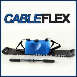 cable flex exercise machine