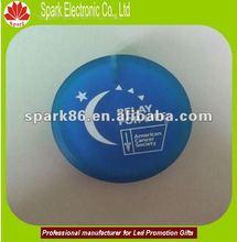 light up LED flash pin light up badge