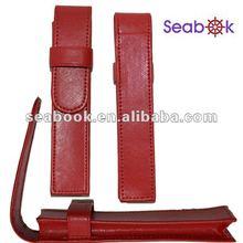 2012 fashion leather pen case