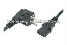 vde plug and vde power cord for power tools