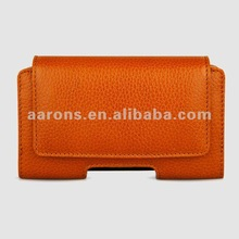 New Genuine Leather Bag For iPhone 4