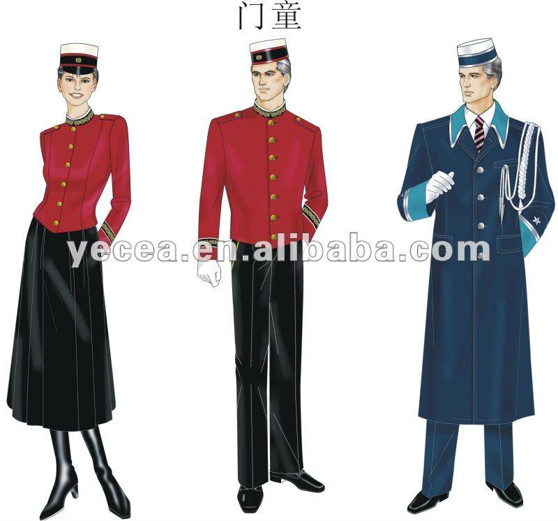 Hotel Uniforms Designs Design Restaurant/hotel