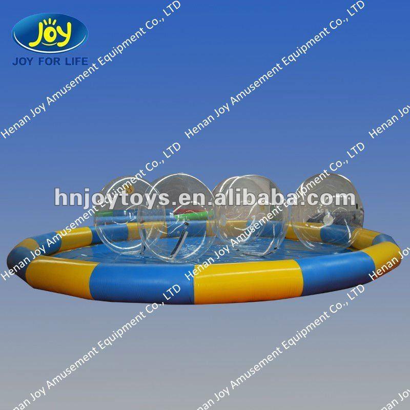 en plastique des enfants adultes gonflables piscine