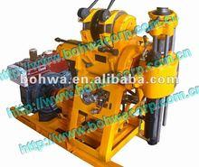 Portable mini diamond core drilling machine for mining and engineering exploration purpose