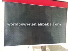 Amorphous A-Si Thin Film Solar Panel