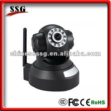 MegaPixel Wireless WIFI IP Security Camera Webcam Night Vision 11 LED IR Dual Audio