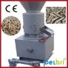CE bagasse flat die pellet machine driven by tractor