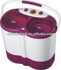 3.5kg Twin tub mini washing machine